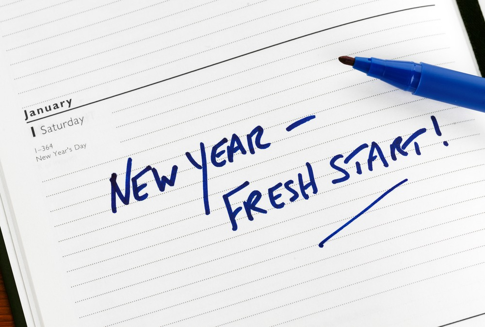 New Year Resolutions – why bother?